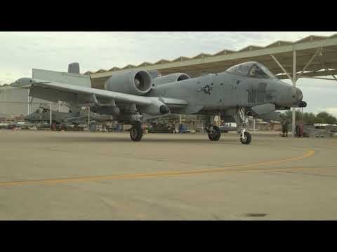 DFN: MOPP Gear A-10 Regeneration, UNITED STATES, 02.13.2018