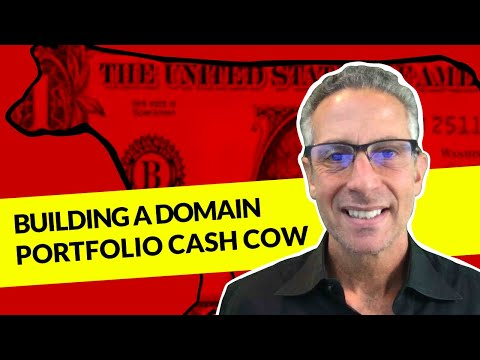 Building a Cash Cow and Going on Autopilot with your Domain Name Portfolio