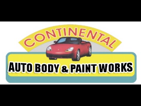 Continental Auto Body & Paint Inc.