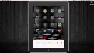 Orientación de pantalla iPad lock unlock iPad 1 iPad 2 iPad 3 iPad retina display iPad mini iPad air