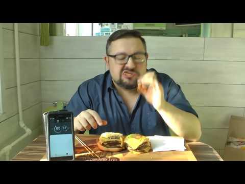 ЧИЗБУРГЕР НА 10 КОТЛЕТ!! #10котлетчеллендж 10 Чизбургеров Бургер Кинг/ Блек Стар Бургер! photo
