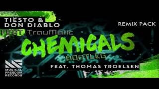 Tiesto & Don Diablo - Chemicals (TrauMatic Chill Trap Bootleg)