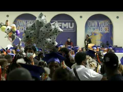 FMU Spring 2021 Commencement: FMU Spring 2021 Commencement