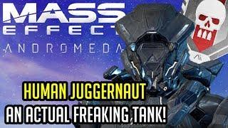 The Speed Tank Human Juggernaut [PLATINUM] Build - Andromeda Multiplayer (A-Z Playthrough) width=