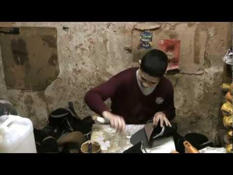 Shoemakers, Morocco
