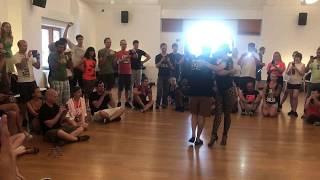 Mistura KIZOMBA Demo CSSF 2017 Rovinj Croatia