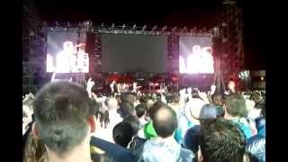 Jovanotti - Bella - Live Padova Stadio Euganeo 13/07/2013