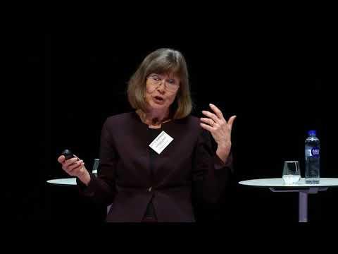 18 Scenkonstdagarna 2018 Konstnärspolitiska utredningen med Ann Christine Nyqvist