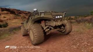 Forza Horizon 3 - Halo Warthog Trailer (2016) Xbox One/Win10