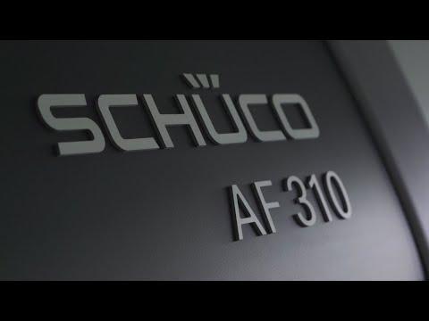 Schüco Machine AF 310 - CNC machine