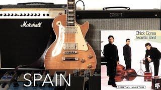 Chick Corea - Spain Guitar Cover