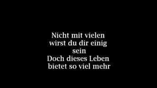 12-Die Priester~Dieser Weg (Lyrics)