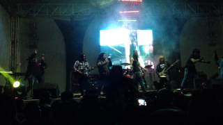 Welcome to the Jungle - Guns N Roses Cover - Locomotivemx @San Cristobal-Toluca