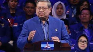 SBY Minta Kader yang Tak Hadir Rapimnas Tanpa Alasan Diganti