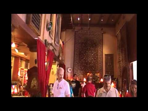 """EPCOT's """"Morocco Pavilion"""" 2010"""