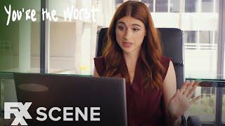 You're The Worst | Season 5 Ep. 2: Wedding Dream Book Scene | FXX