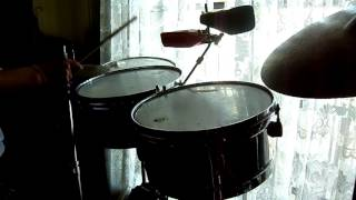 La caratula-Mi chinita-Cover timbales-Agustin Martinez