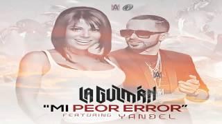 Mi Peor Error Alejandra Guzmán ft Yandel ♪ ♫