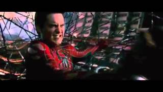 Spiderman Music Video / Time of dying (Three days grace)