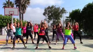 ZUMBA- CNCO HEY DJ - ( REMIX DJ GUTTI )