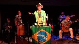 A luz da tieta (Caetano Veloso) by Stone Flower Orchestra