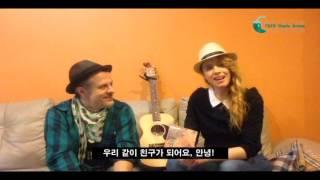[칠리뮤직] Elsa kopf&Pierre(Peppermoon) 내한 인터뷰