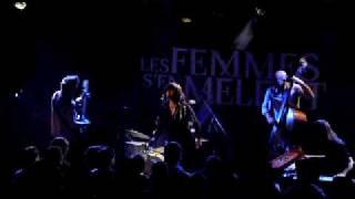 Sarah Blasko - We won't run (live in Paris, 6/12)