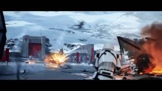 Star Wars Battlefront II Trailer w/ the Glitch Mob - Seven Nation Army Remix