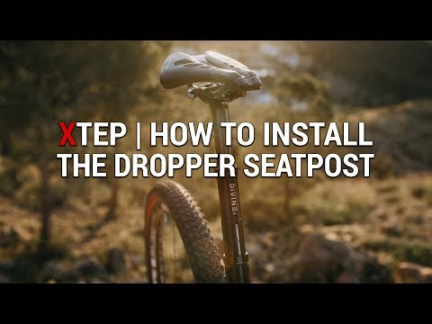 XTEP | HOW TO INSTALL THE DROPPER SEATPOST