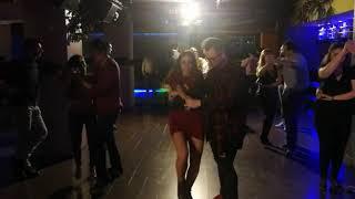 Dustin Rico ft Dama DUELE . Bachata dance