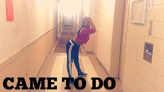 Came To Do Chris Brown Ft Akon Dance Cover Choreography By @MattSteffanina