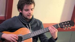 Ben Howard - In Dreams cover