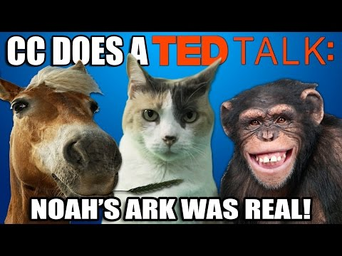 TED Talk: Noah's Ark Was Real!!!