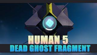 Destiny: The Taken King - Dead Ghost Human 5 Location Guide