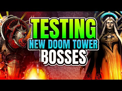Vital Information you NEED for this New Doom Tower Rotation I Raid Shadow Legends