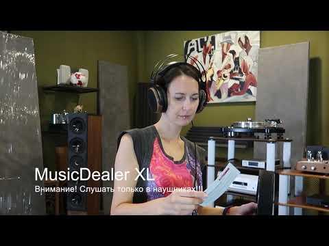 Music Dealer XL, студия Газгольдер. Обзор наушников со звуком #soundex_headphones19 #soundex_review