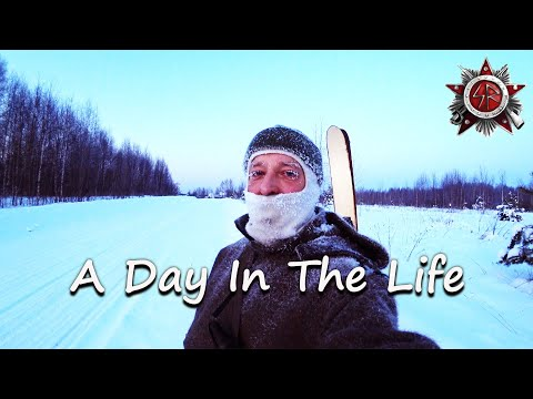 4 Days Of Life In Extreme Cold Weather Climate