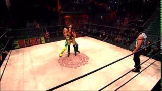 Ivelisse/Angelico - Make Me Sick