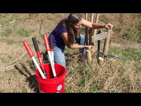 Homesteading Basics: No More Disappearing Tools With This Simple Trick