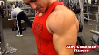 Full Back And Biceps Workout Routine- Building Mass