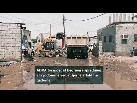 ADRA i Yemen
