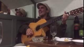 Manu Chao i Joan Garriga - Como que no - Bar Jovi de la Garriga - 07-12-16