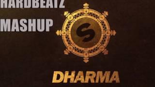 Headhunterz & KSHMR  - Dharma (Hardbeatz Mashup)