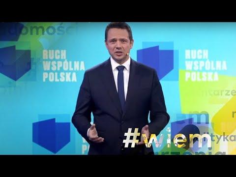 Inauguracja ruchu Rafała Trzaskowskiego