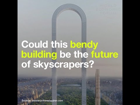 Could this bendy building be the future of skyscrapers?