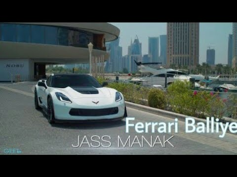 Download Thumbnail For Ferrari Full Video Song Jass Manak By Zee11