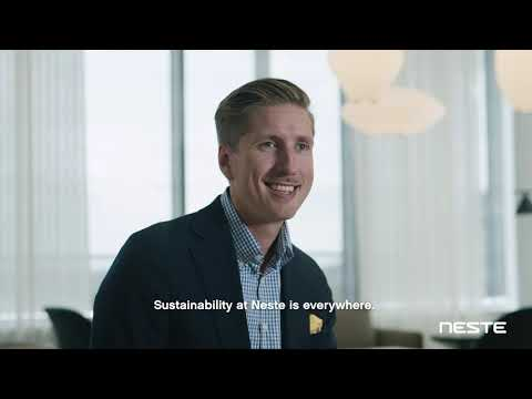 What is it like to work in one of the most sustainable companies in the world? Watch the video and find out!  We asked our employees: Neste is ranked as one of the most sustainable companies in the world. How does it feel to work in this type of company? How do you see sustainability in your work life at Neste?  Find out more about Neste career opportunities: https://bit.ly/2K2H81y