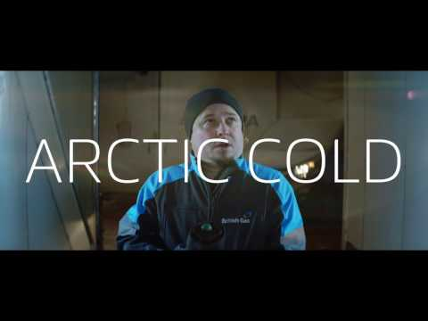 British Gas - Extreme Weather Testing - Arctic Cold
