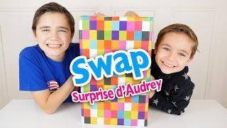 SWAP SURPRISE d'Audrey - C'est encore Noël :)
