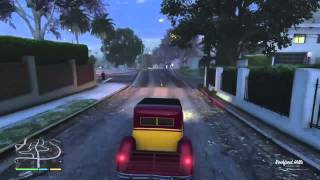 Rare and secret hidden cars in Gta 5 story mode